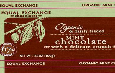 Chocolate con cacao peruano de exportación